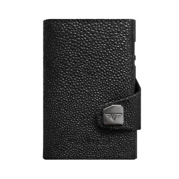 WALLET CLICK & SLIDE STING RAY BLACK