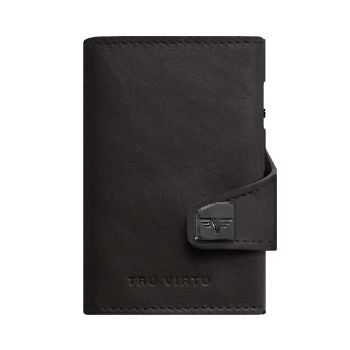 WALLET CLICK & SLIDE DAKOTA BLACK