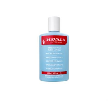 NAIL POLISH REMOVER BLUE 100 ML