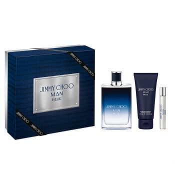 MAN BLUE EDT 100 ML + AFTER SHAVE 100 ML + EDT 7.5 ML