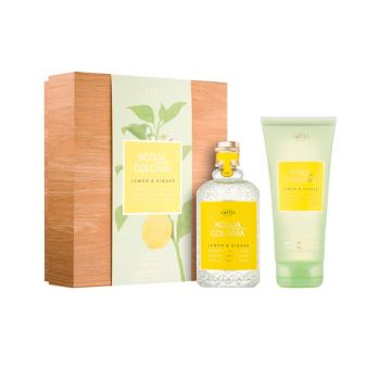 ACQUA COLONIA LEMON & GINGER EDC 50 ML + SHOWER GEL 75 ML