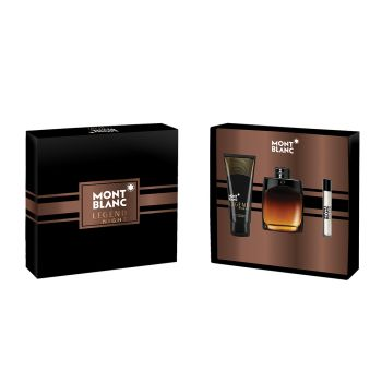 LEGEND NIGHT EDP 100 ML + AFTER SHAVE 100 ML + EDP 7.5 ML
