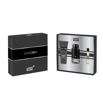EXPLORER EDP 100 ML + AFTER SHAVE 100 ML + EDP 7.5 ML