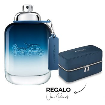 MAN BLUE EDT 100 ML + TOILETRY POUCH